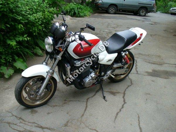 Honda CB1300S ABS 2012 22310