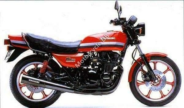 Kawasaki GPZ 750 1983 1334