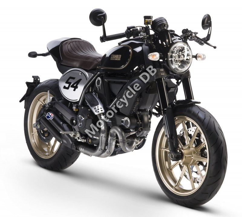 Ducati Scrambler Cafe Racer 2018 31156