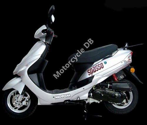 Motom Spasso 50 2009 20116