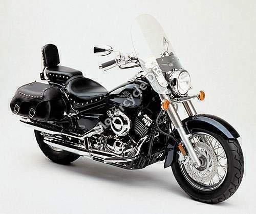 Yamaha XVS Drag Star 650 2000 17139