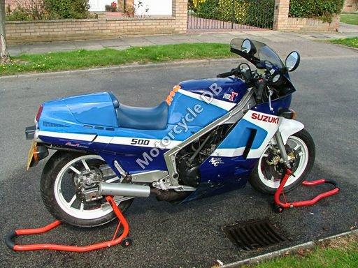 Suzuki RG 500 Gamma 1987 28193