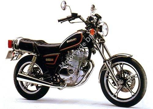 Suzuki GN 250 E 1989 15234