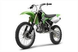 Kawasaki KX 100 2010 155