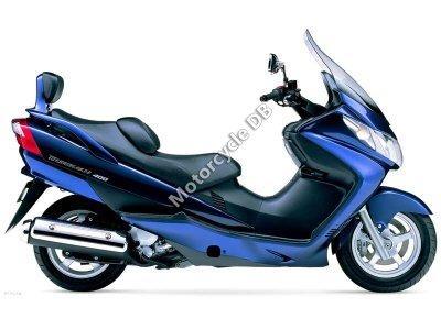 Suzuki Skywave 400 Type S 2005 9717