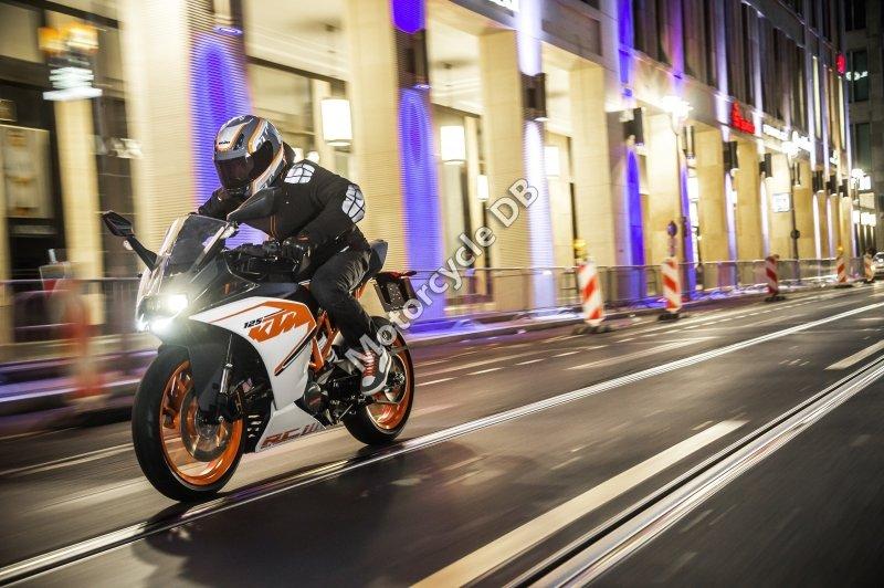 KTM RC 125 2016 28762