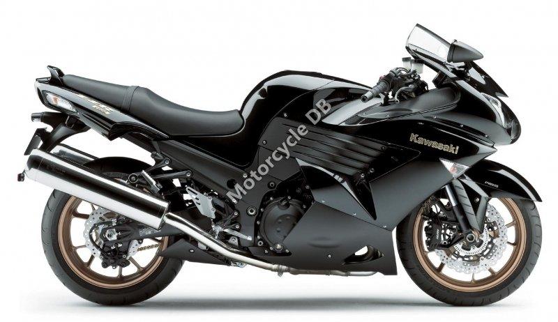 Kawasaki ZZR 1400 2007 29144