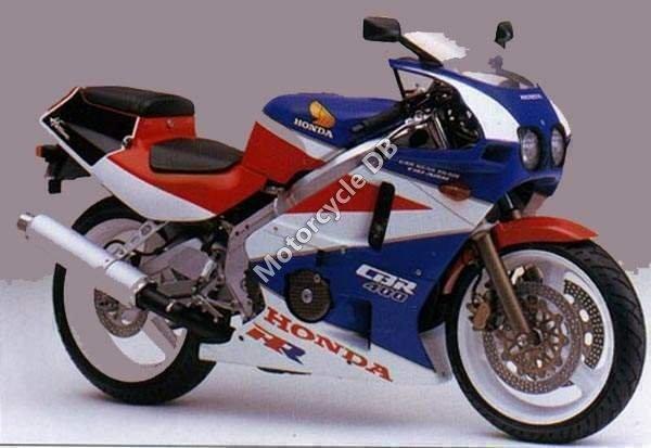Honda CBR 400F 1989 16634