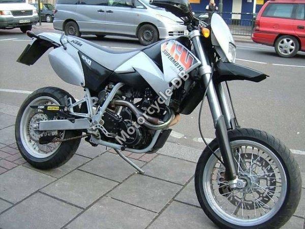 KTM EXE 125 Enduro 2001 17667