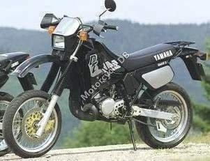 Yamaha DT 125 R 1997 1533