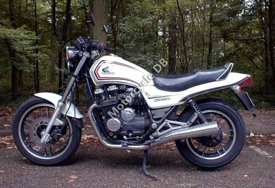 Honda CBX 650 E 1985 11371