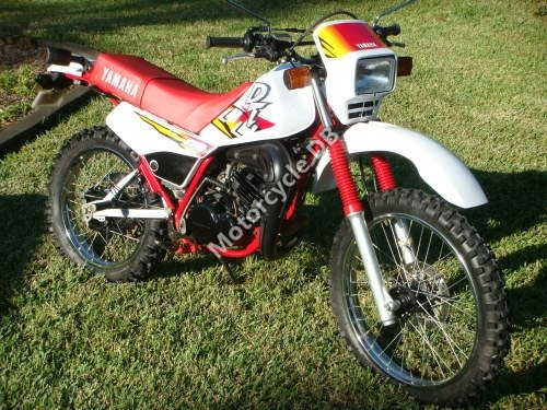 Yamaha DT 175 2006 11651