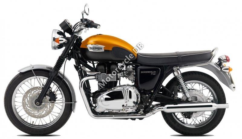 Triumph Bonneville T100 2015 27132
