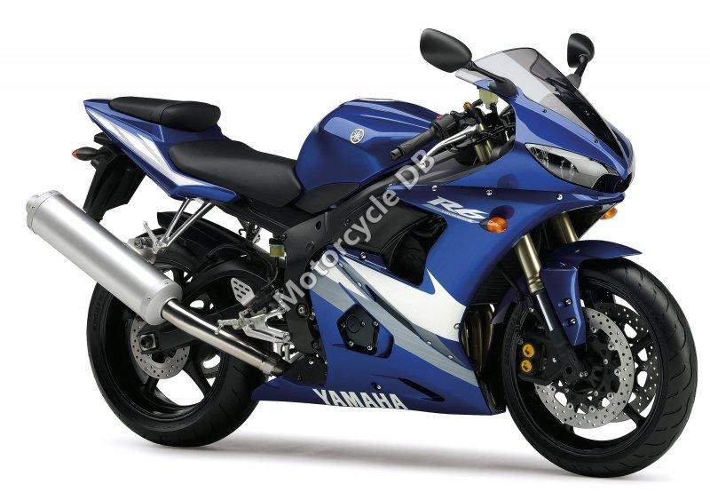 Yamaha YZF-R6 2004 25647