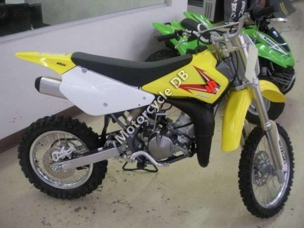 Suzuki RM85 2012 22495