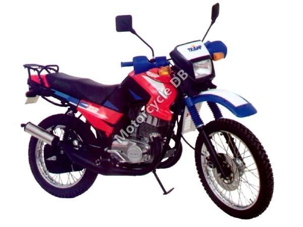 Jawa 350 Tramp 2000 14952