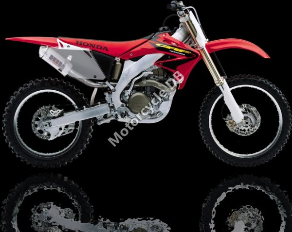 Honda CRF 450 R 2003 17781