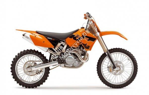 KTM 525 SMC USA 2004 10297