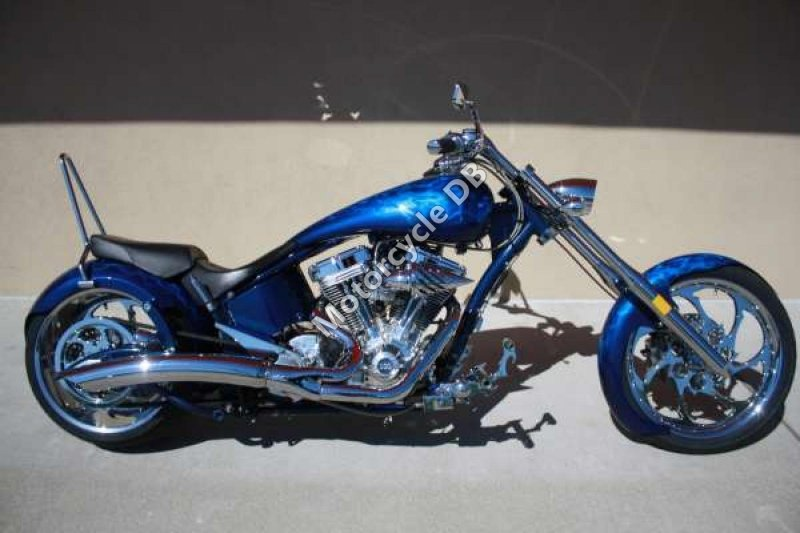 Big Bear Choppers Devils Advocate 100 Smooth Carb 2010 25294