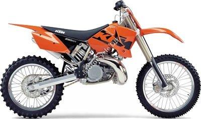 KTM 250 SX 2003 7055