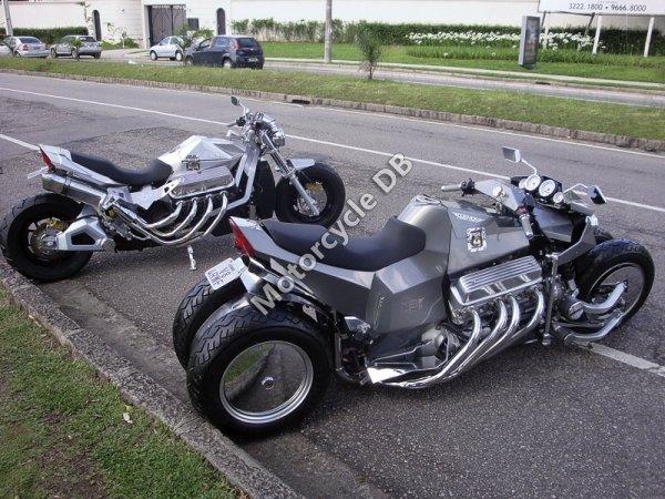 Cosmos Muscle Bikes 4RWF V8 2011 33040