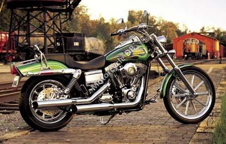 Harley-Davidson FXDWGI Dyna Wide Glide 2006 5083