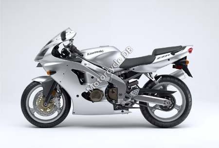 Kawasaki ZZR 600 2006 5137