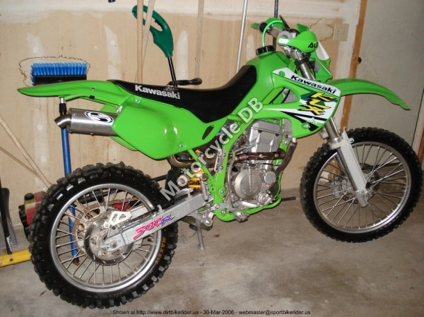 Kawasaki KLX 300 R 2002 16116