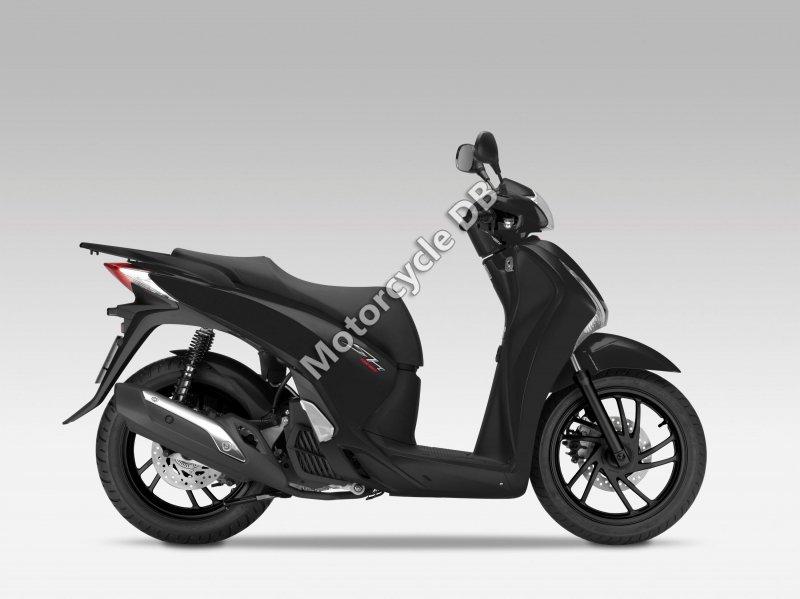 Honda SH125i 2014 30367