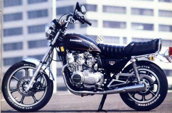 Kawasaki Z 750 LTD 1980 7943