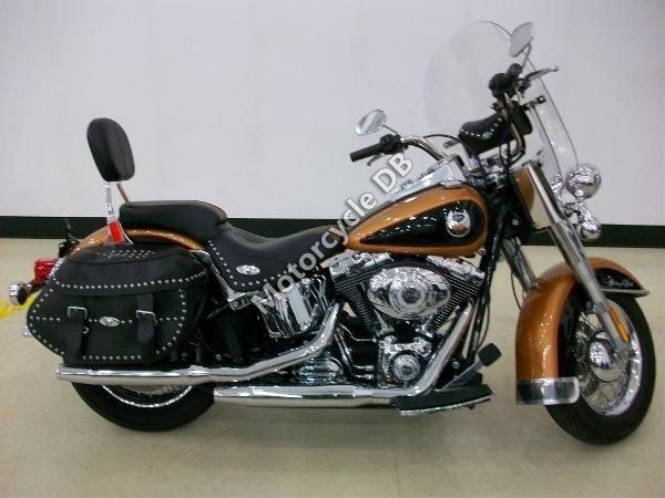 Harley-Davidson FLSTC Softail 2008 13349