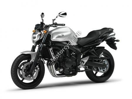 Yamaha FZ6 Fazer ABS 2007 9924
