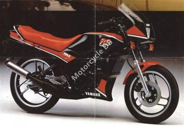 Yamaha RD 125 LC 1983 1766
