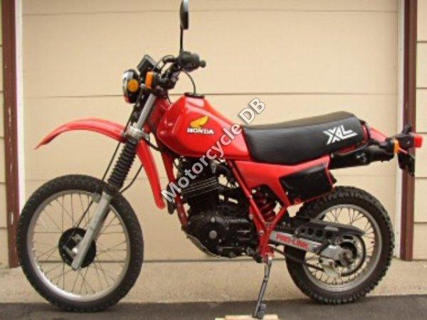 Honda XL 500 R 1984 13532