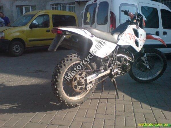 KTM 400 LSE 1998 9623