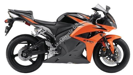 Honda CBR600RR 2010 4206