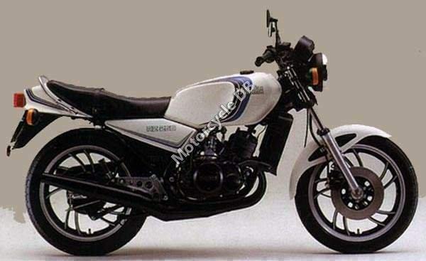 Yamaha RD 250 LC 1983 16238