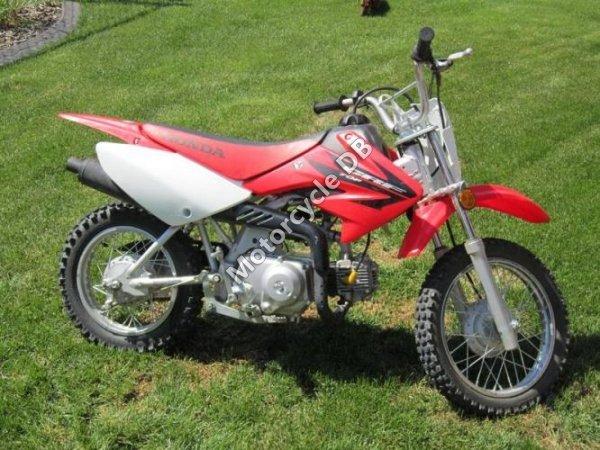 Honda CRF 70 F 2006 9692