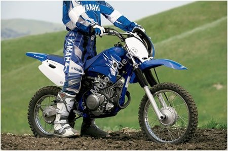 Yamaha TT-R 125 LE 2007 2279