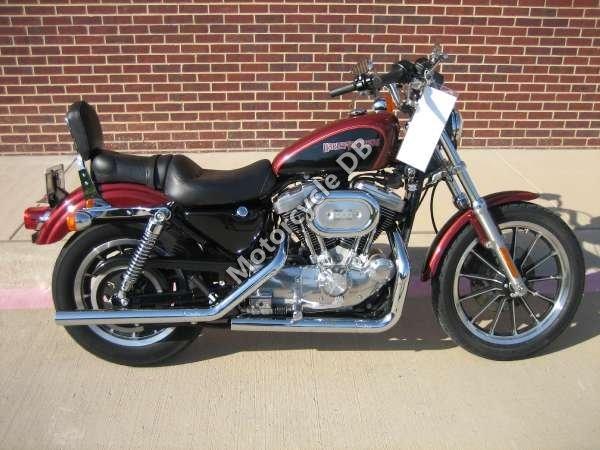 Harley-Davidson XLH Sportster 883 Evolution 1987 9053