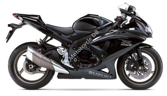 Suzuki GSX-R750 2009 3665