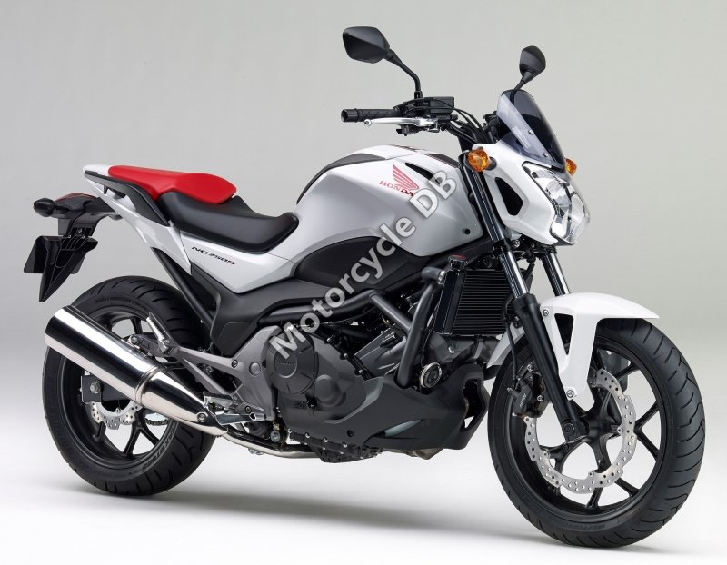 Honda NC750S 2015 30249
