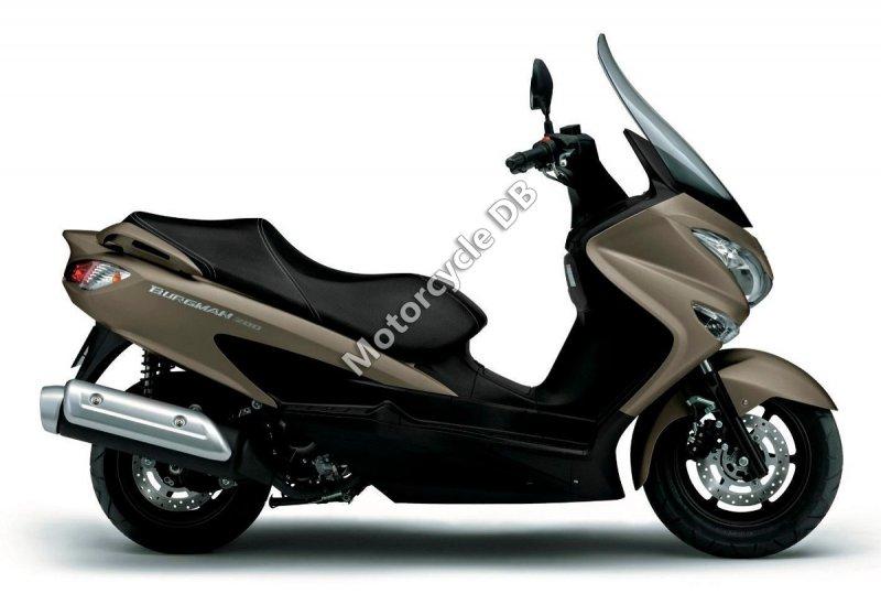 Suzuki Burgman 200 2009 28311