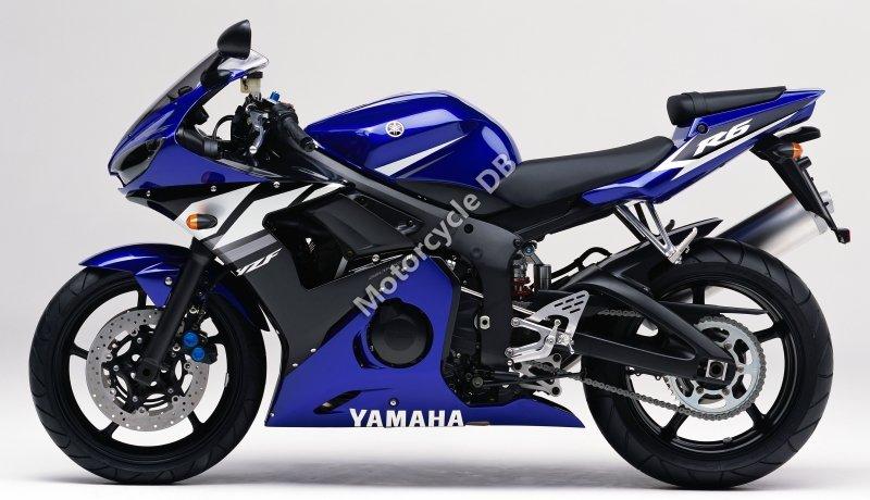 Yamaha YZF-R6 2001 25669