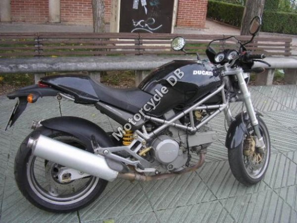 Ducati Monster 620 S i.e. 2002 10756 Thumb