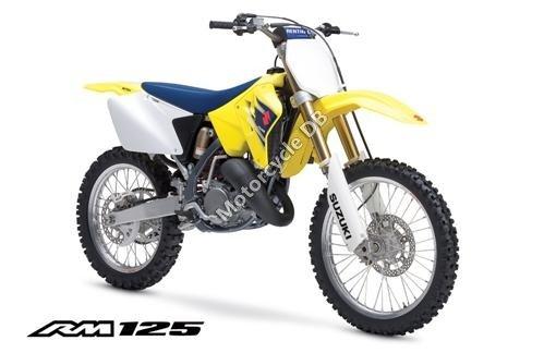 Suzuki RM 125 2007 2316