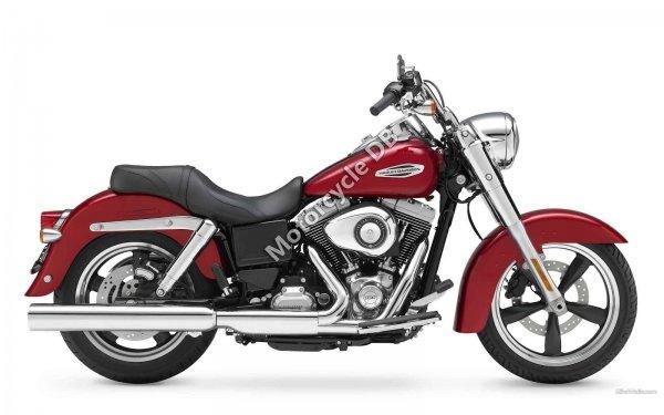 Harley-Davidson Dyna Switchback 2013 22731