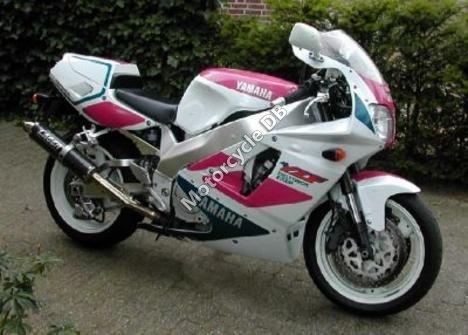Yamaha YZF 750 R Genesis 1997 6595