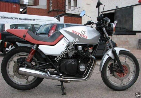 Suzuki GS 550 M Katana 1981 14997