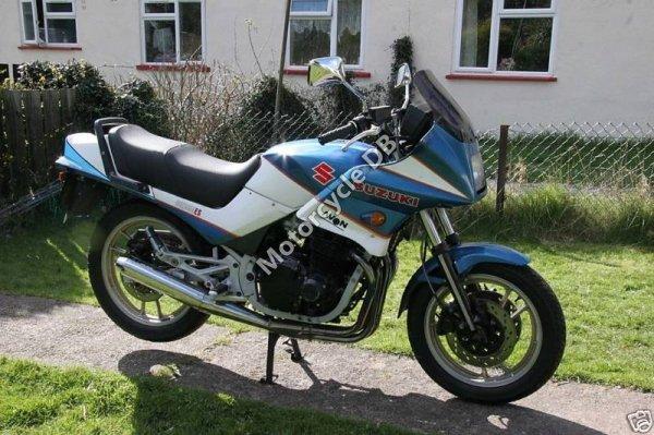 Suzuki GSX 550 EF 1987 12377